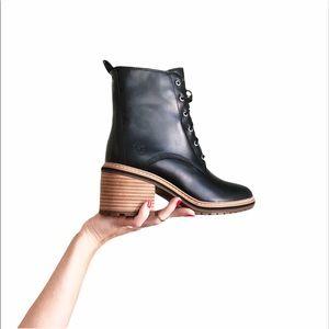 New TIMBERLAND Sienna High Waterproof Combat Boots